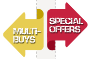 Special Offers & Multi-Buys